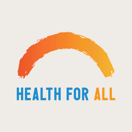 Logo Health for all